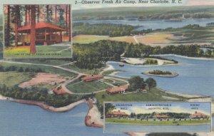 CHARLOTTE , North Carolina , 30-40s ; Observer Fresh Air Camp