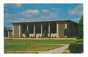 Memorial Library, College Of The School Of The Ozarks, Point Lookout, Missour...