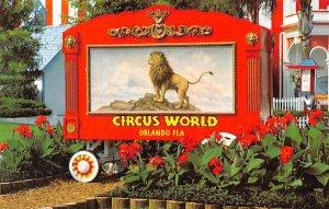 Circus Wagon Circus World Unused