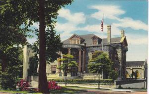 Exterior, American Legion Home, Wilmington, North Carolina, 40-60s