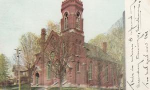 ORILLIA , Ontario , Canada , 1908 ; Presbyterian Church