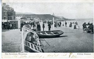 The Promenade, Whitehead ~ M'Givney Whitehead Ireland Postcard