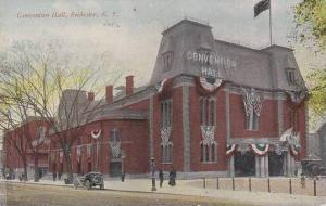 New York Rochester Convention Hall