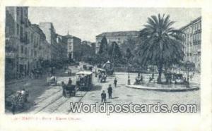 Napoli, Italy, Italia Foria, Piazza Cavour  Foria, Piazza Cavour