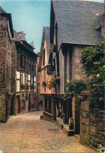 Postcard France La rue Jerzual