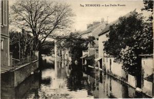 CPA NEMOURS - Les Petits Fosses (436752)
