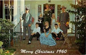 AL, Birmingham, Alabama, Historic Antebellum Home, Christmas, Centennial, Dex...