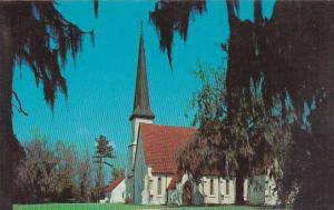 South Carolina Stateburg Church Of The Holy Cross