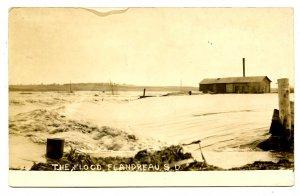 SD - Flandreau. The Flood of 1912   *RPPC