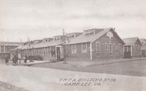 YMCA Building No. 58, Camp Lee, Petersburg, Virginia, 00-10s