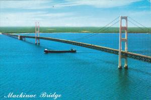 Mackinac Bridge Mackinac Island Michigan