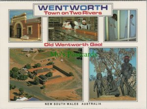 Australia Postcard - Old Wentworth Gaol, New South Wales   RRR1179