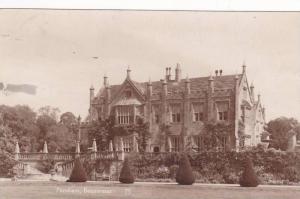 RP, Parnham, Beaminster (Dorset), England, UK, PU-1928