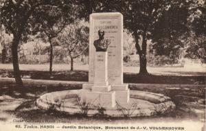 CPA VIETNAM Tonkin - HANOI - Jardin Botanique (119215)