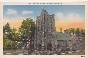 Emanuel Episcopal Church Bristol Virginia