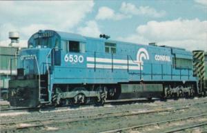Conrail Locomotive #6530
