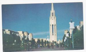 Tower of the Sun, Treasure Island, SAN FRANCISCO, California, 40-60's