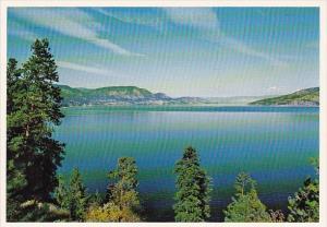 Canada Okanagan Lake Vernon British Columbia