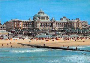 Netherlands Kurhaus Holland Scheveningen Casinoi Beach Plage Promenade