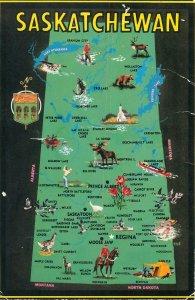 Postcard Canada Saskatchewan
