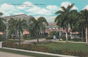 PORT ANTONIO , Jamaica , 1910s ; Titchfield Hotel