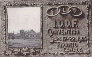 Toronto , Ontario , Canada , 1906 ; Armouries