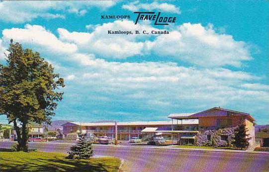 Canada British Columbia Kamloops TraveLodge