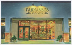 Parnassus Books Nashville Tennessee Bookstore Book Shop Painting Postcard