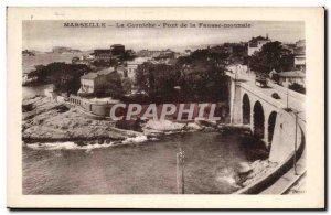 Marseille - La Corniche - Bridge Counterfeit Money - Old Postcard
