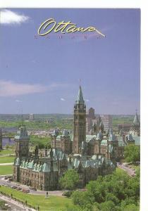 Postal 039685 : Ottawa. Parliament Hill in Ottawa