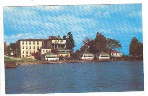 Gananoque Inn , 1000 Islands , Ontario , Canada , 40-60s