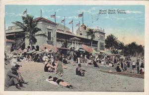 MIAMI BEACH, Florida, PU-1933; Miami Beach Casino