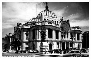 Mexico  Palacio de Bellas Artes