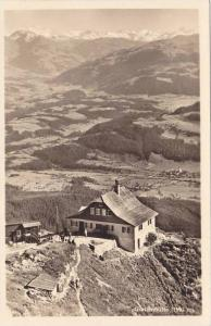 RP; Aerial view of Grattenhutte, Muenchen, Bavaria, Germany,  10-20s