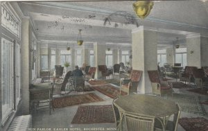 ROCHESTER , Minnesota , 1915; Sun Parlor, Kahler Hotel