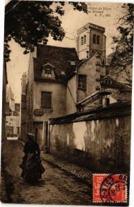 CPA Les coins de DIJON - Rue Brulard (175939)