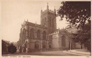 Priory Church, Great Malvern, England, UK, 1910-1920s