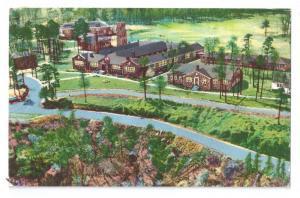 Kate Duncan Smith D.A.R. School Grant Alabama 1972 Chrome