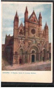 ORVIETO, Terni, Umbria, Italy; II Duomo, Opera di Lorenzo Maitani, 00-10s