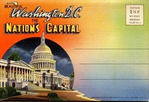 Folder - DC, Washington.  Nation'sl Capital   (18 views)