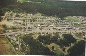 Aerial View, 100 MILE HOUSE, British Columbia, Canada, 40-60´