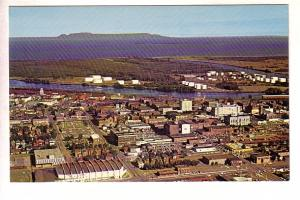 Fort William, now Thunder Bay, Ontario, Oakman,