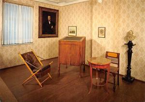 Wien Gedenkraum fur johannes Brahms in Haydns Wohn und Sterbehaus