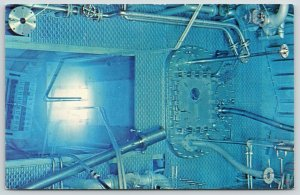 Oak Ridge Tennessee~National Atomic Laboratory~Research Reactor~1950s Postcard