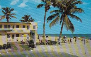 Bel Aire Apartment Hotel Hollywood Florida