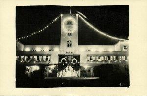 turkey, ANKARA, Atatürk Hall, Military Academy (1930s) Real Photo