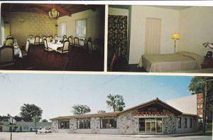 3-Views,  Holiday Motel & Restaurant,  Hawkesbury,  Ontario,  Canada,  40-60s