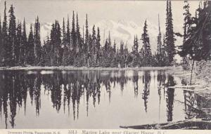 Marion Lake near Glacier House , British Columbia , Canada , 00-10s