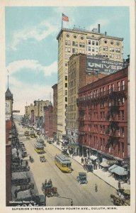 DULUTH , Minn., 1900-10s ; Superior Street