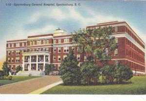 Exterior, Spartanburg General Hospital,Spartanburg,South Carolina,30-40s